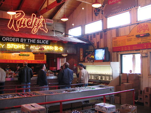 Image result for rudy's bbq
