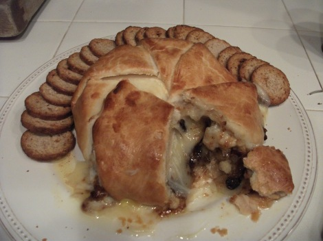 Playing with Cheese: Killer Baked Brie