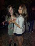 Tiffany and I at Perch